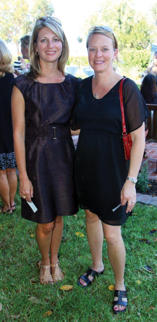 Belinda Fischer and Amy Reardon.JPG