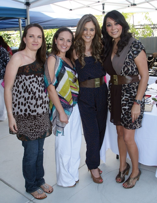 Belinda Inzunza, Miriam Salazar, Chely Quintero y Jessie Figueroa.JPG