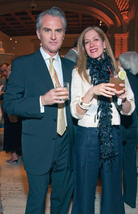 Benedict Laca and Leora Maltz Leca