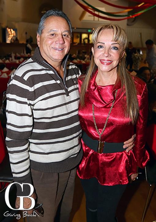 Benito y Sandra Rodriguez