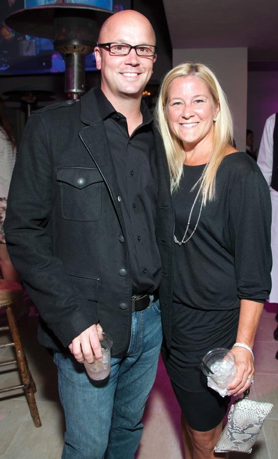 Benjamin and Terri Edwards