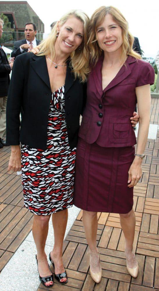 Bernadette Bach and Donielle Sullivan.JPG