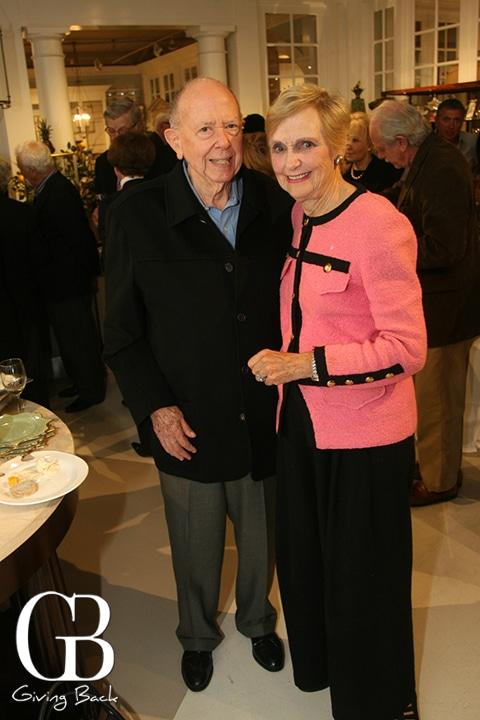 Bernadotte Lester and Barbara McColl
