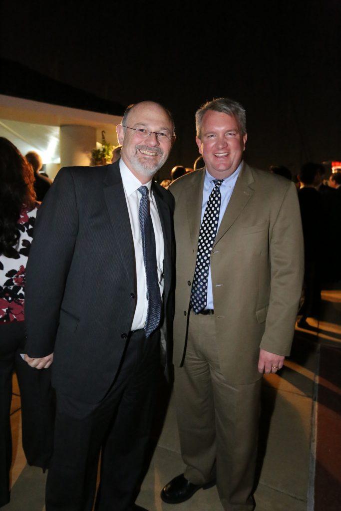 Bernardo Ferdman and Andy Carey.JPG