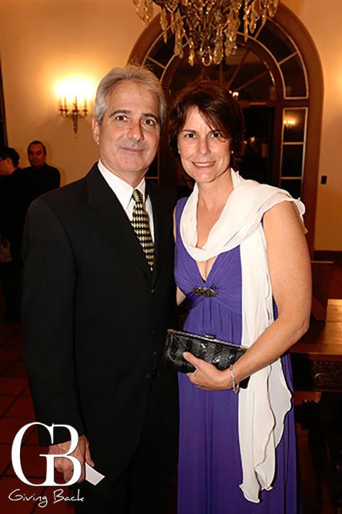 Bert Perron y Cheryl Rogers