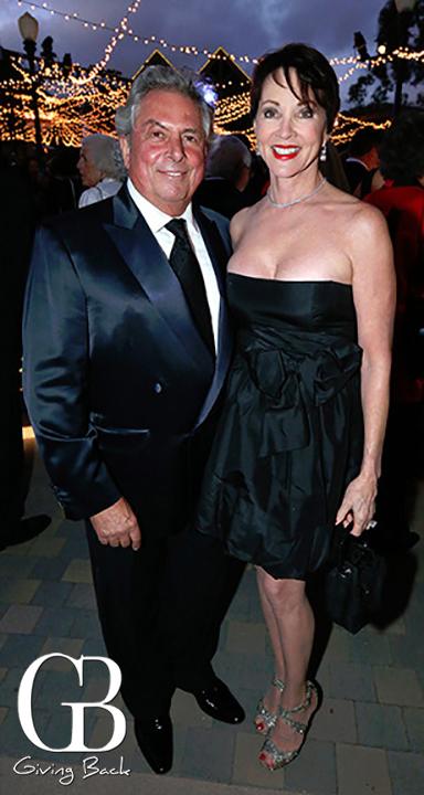 Bertrand and Denise Hug