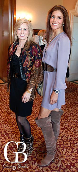 Beth Jupp and Jinda Schatz