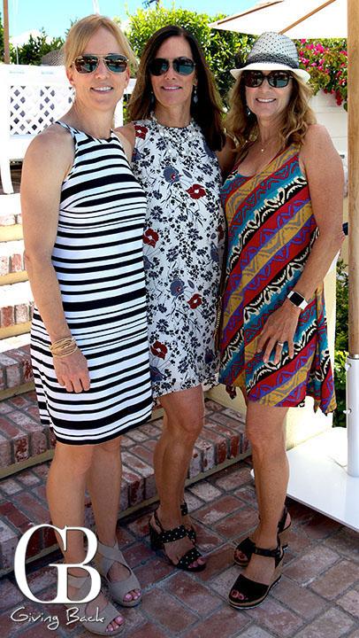 Beth Misak  Shelley Bingham and Donna ORourke
