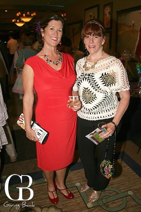Beth Morganti and Suzi Johnson