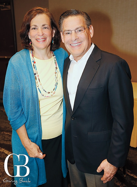 Beth Sirull and Bill Spiegel