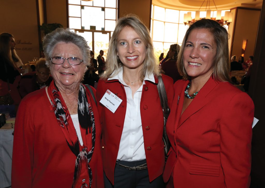Betty Beyster, Mindy Pawinski and Maria Olson.JPG