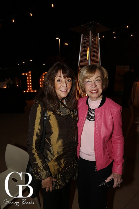 Betty Amber and Judy Feldman