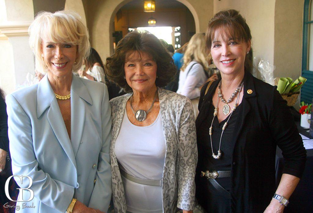 Betty Kornreisch  Liz Cottrell and Ellen Bryson