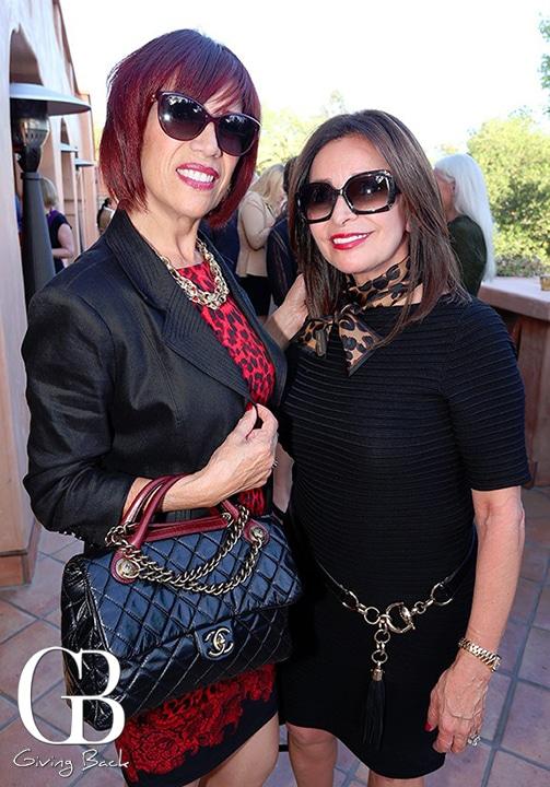 Betty Lombrozo and Elisa Jaime