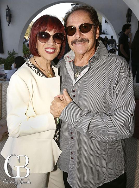 Betty y Daniel Lombrozo