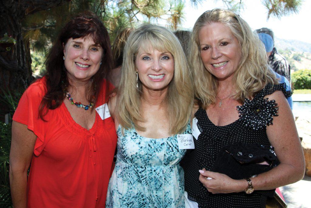 Bev Coles, Barbara Carter and Leah Higgins.JPG