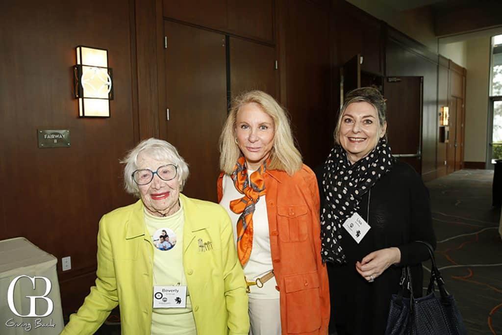 Beverly Schmier  Susan Shmalo and Lisa Schmier