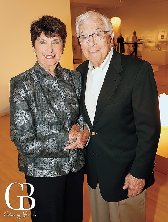 Beverly and Richard Fink