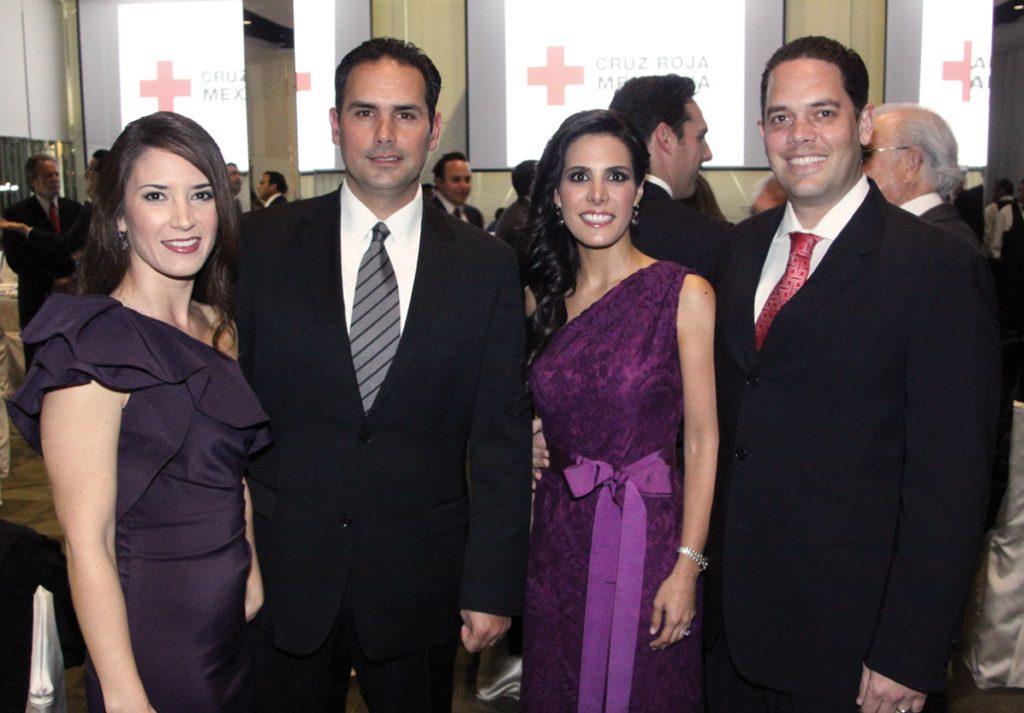 Bibiana y Fausto Gallego con Ella y Javier Barreto.JPG