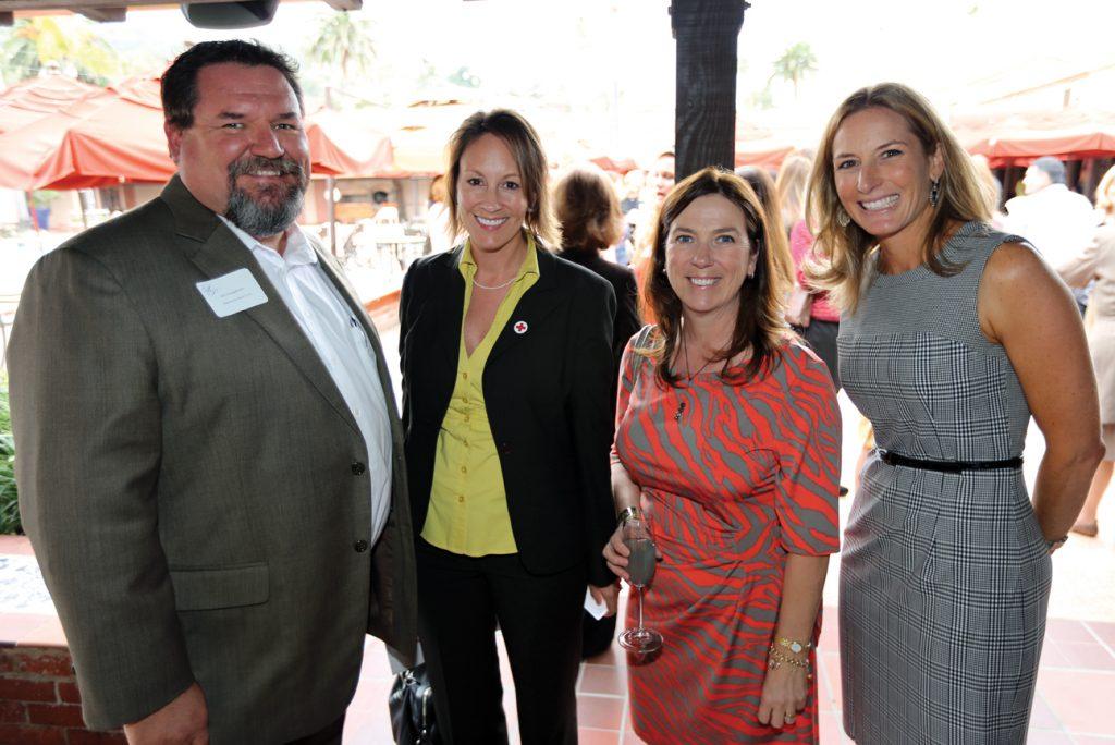 Bill Trumpfheller, Andrea Waldron, Annette Bradbury and Erin Wyer.JPG