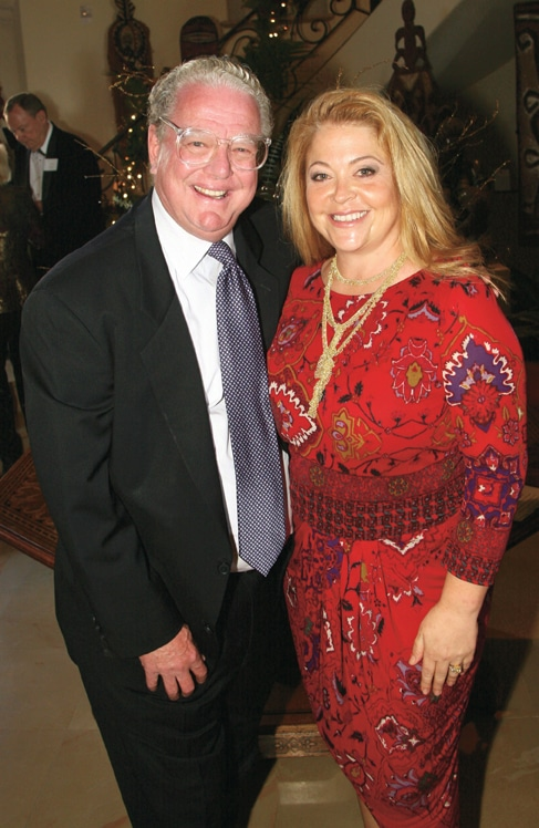 Bill and Michelle Lerach.JPG