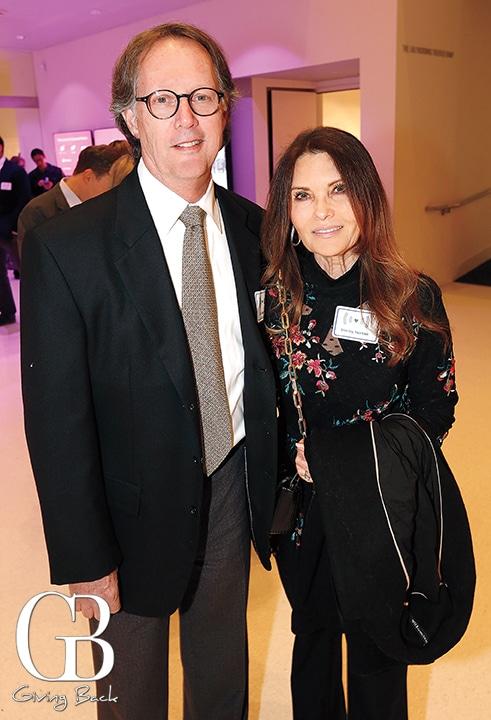Bill Osborne and Shirley Horton