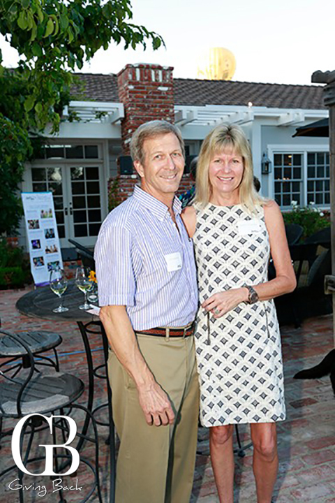 Bill and Debbie Carpenter
