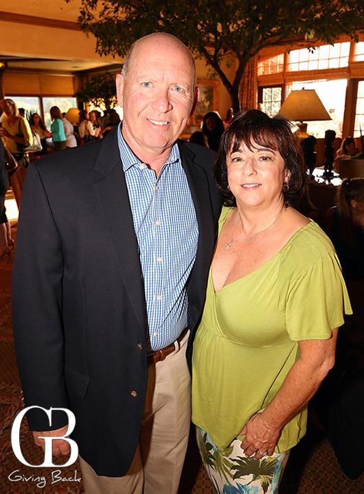 Bill and Sue Swansen