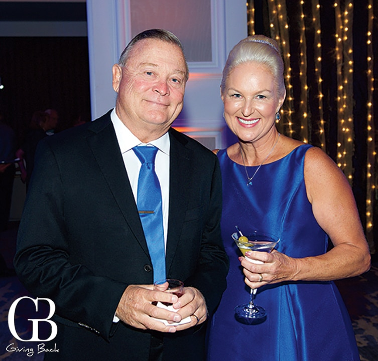 Bill and Tina Howe