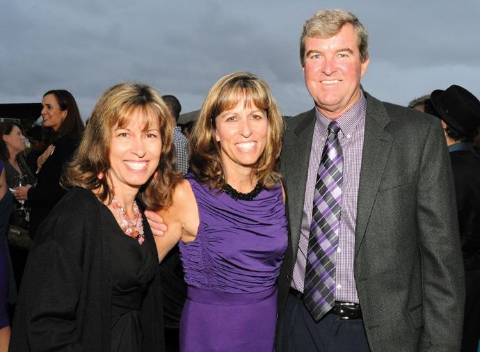 Birdi Hartman with Listy and Bob Gillingham.JPG