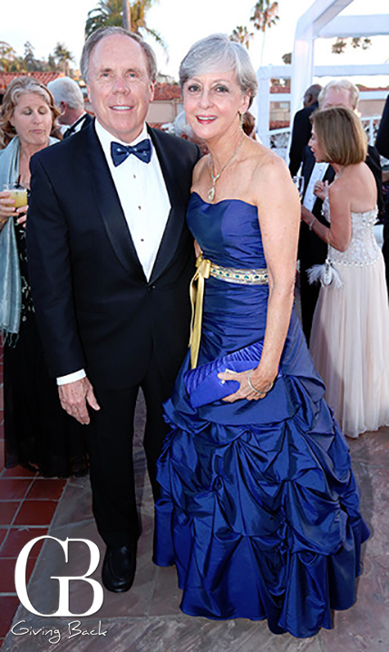 Blair and Georgia Sadler
