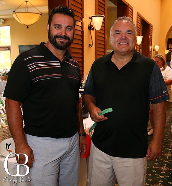 Blake Ghavami and Mark Mejia