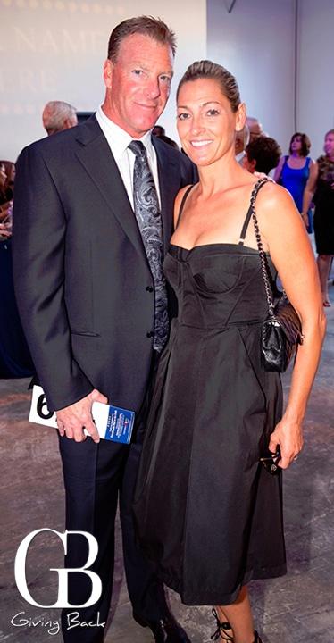 Blake and Tanya Cornell