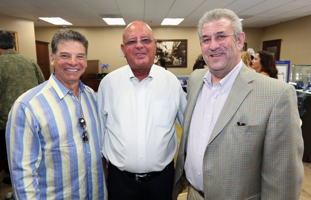 Bob Rosenfeld, Andrew Ward and Michael Fischer +.JPG