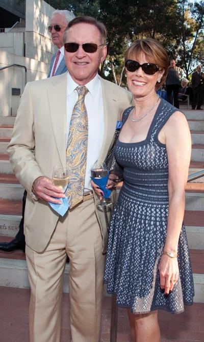 Bob and Nina Doede