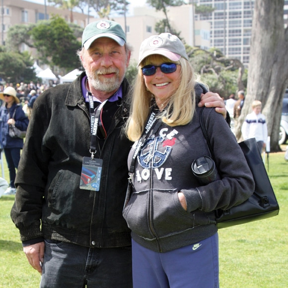 Bob and Sherry Bauer