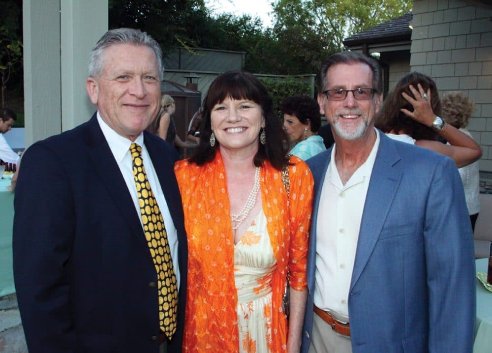 Bob and Teresa O'Connor and Steve Wheeler.JPG