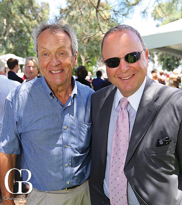 Bob Dynes and Ben Haddad