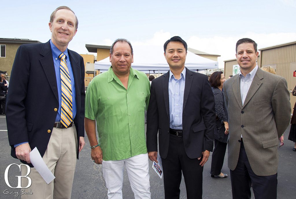 Bob Hulterstrom  Gilbert Fimbres  Rory Tong and Kyle Hodges