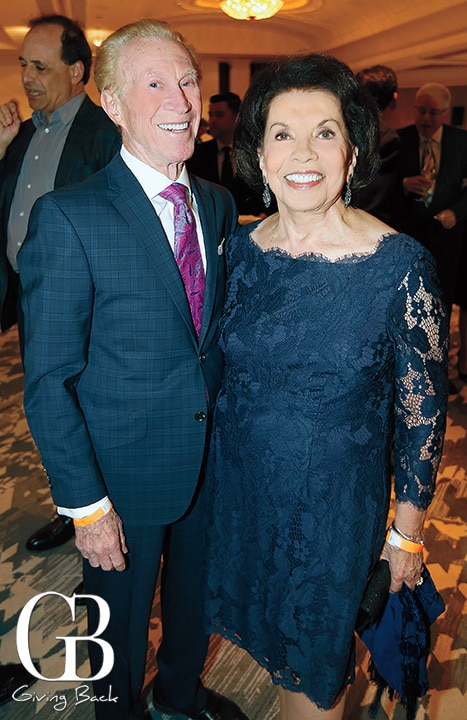 Bob Rubenstein and Marie Raftery