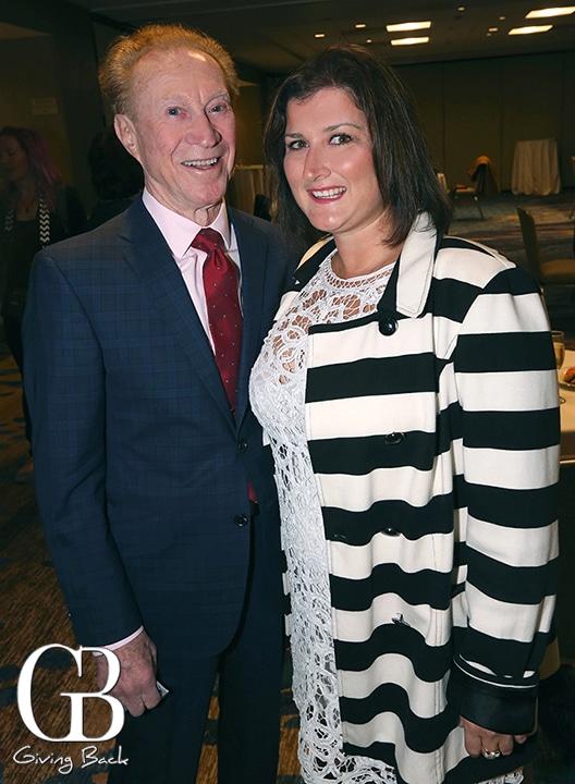 Bob Rubenstein and Simone Abelsohn