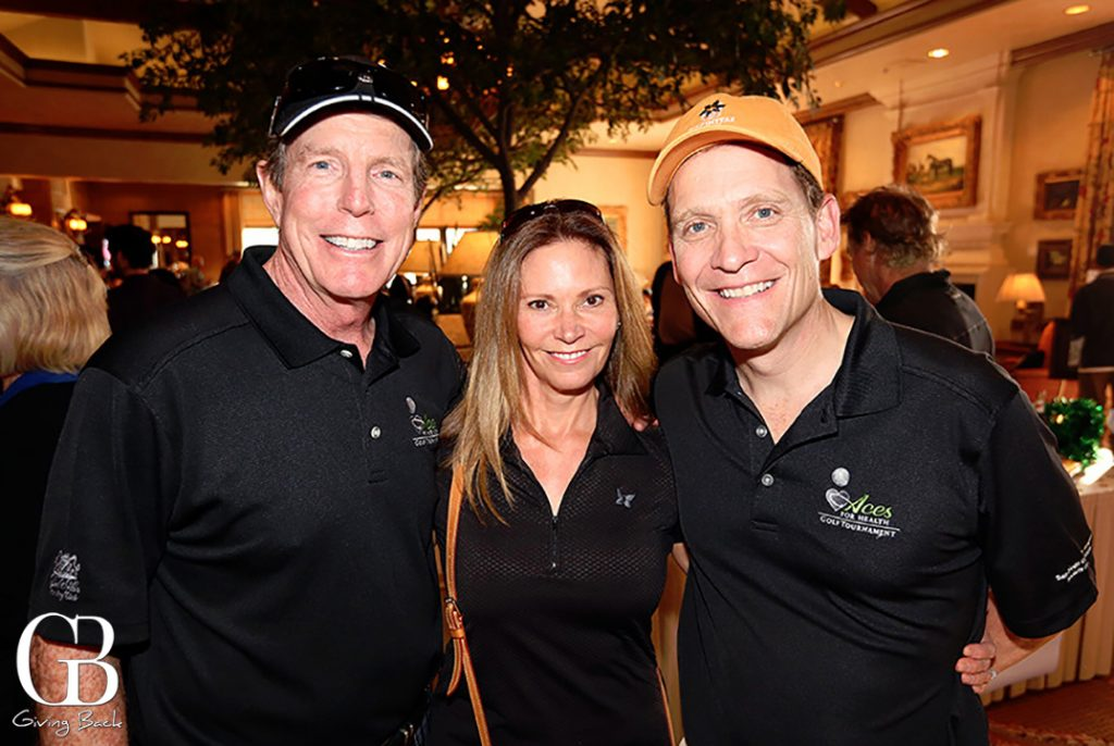 Bob Wailes  Renee Schatz and Chris Kane