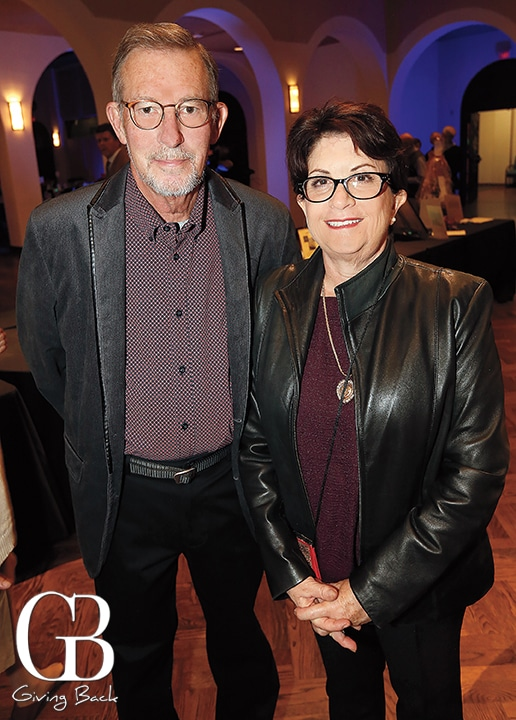 Bob and Janet Schultze