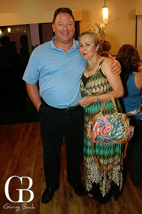 Bob and Marcia Olivieri