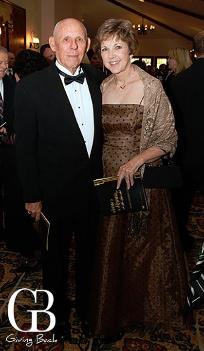 Bob and Nancy Parker