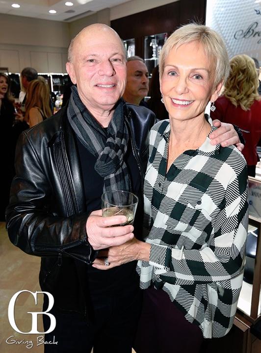 Bob and Teresa Salkin