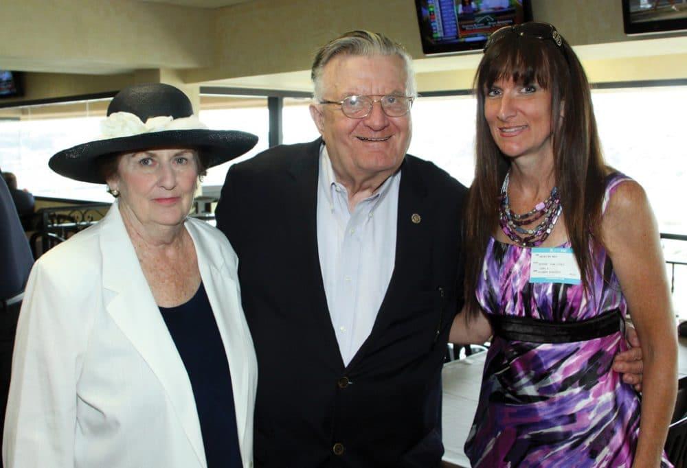 Bobbie and Claude Kordus with Margaret Hendrickson.JPG