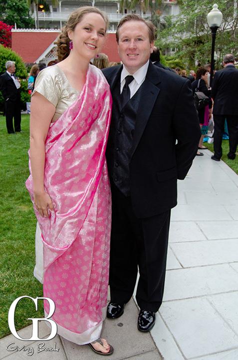 Bonnie and Scott Broberg