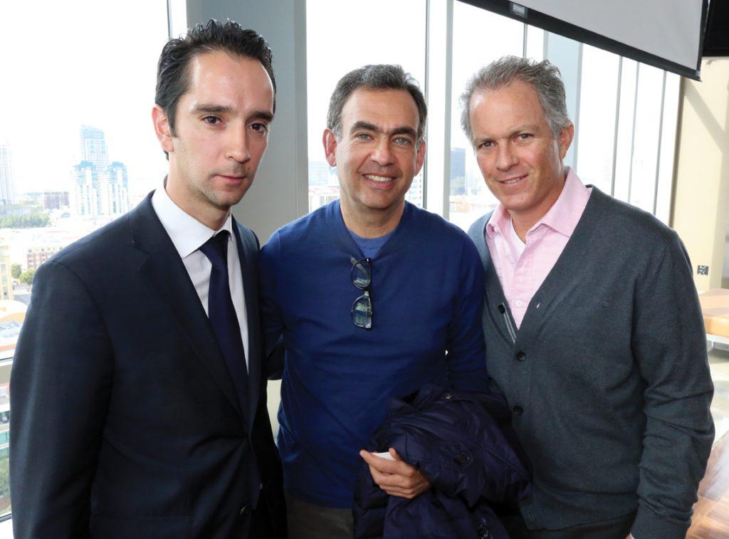 Bosco Lujan, Arturo Chayet y Arturo Fastlich.JPG