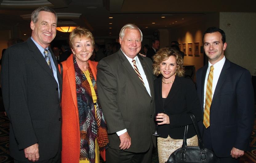 Brad Barnum, Nancy Chase, Supervisor Bill Horn, Rachel Lang and Eddie Sprecco.JPG